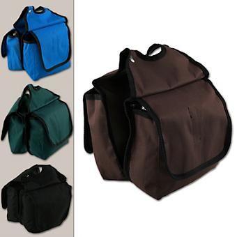 Western 600 Denier Horn Bag Black Horse Com Horn Bag Bags Equestrian Outfits