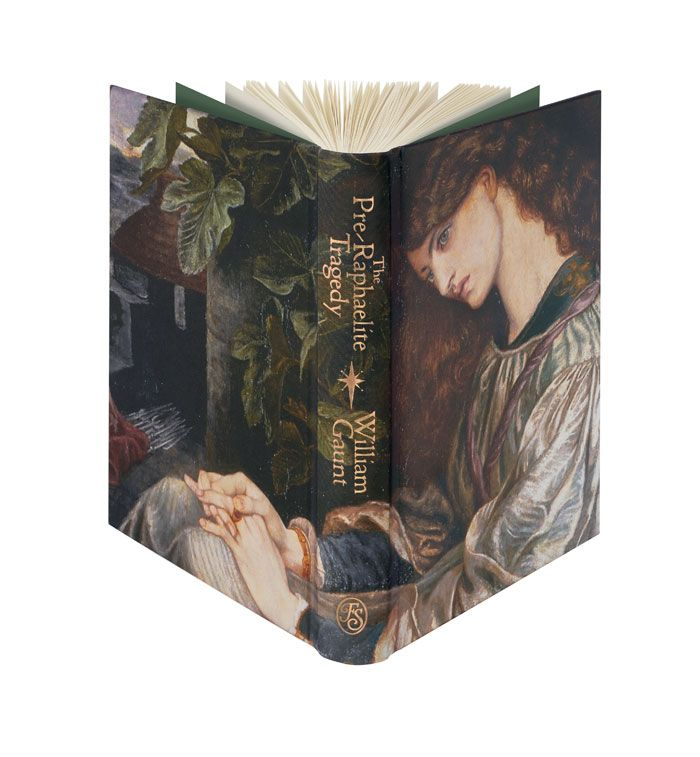 The Pre Raphaelite Tragedy Folio Illustrated Book Pre Raphaelite Art Book Art