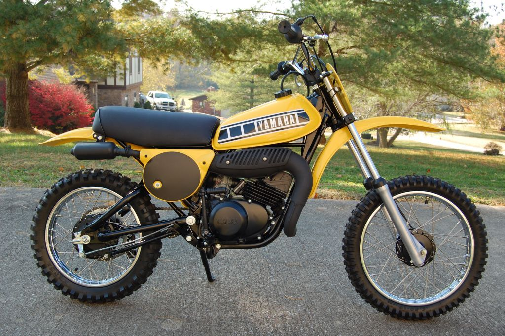 yamaha 80 dirt bike. vintage factory - this site has so many awesome old dirt bike builds. yamaha 80
