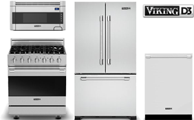 Jenn Air Vs Viking D3 Appliance Packages (Reviews/Ratings)