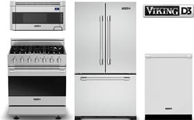 Kitchen Liances Viking D3 Designer Liance Package