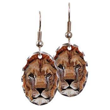 Lion Earring