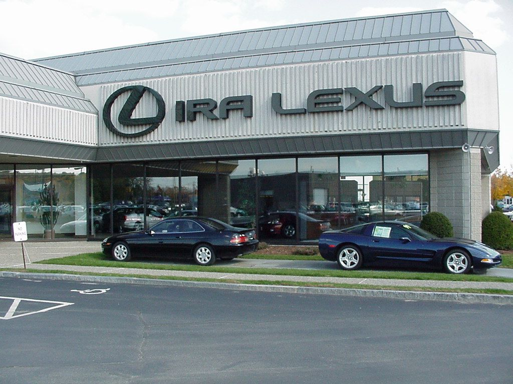 Welcome To Ira Lexus Of Manchester  Bedford, New Hampshire