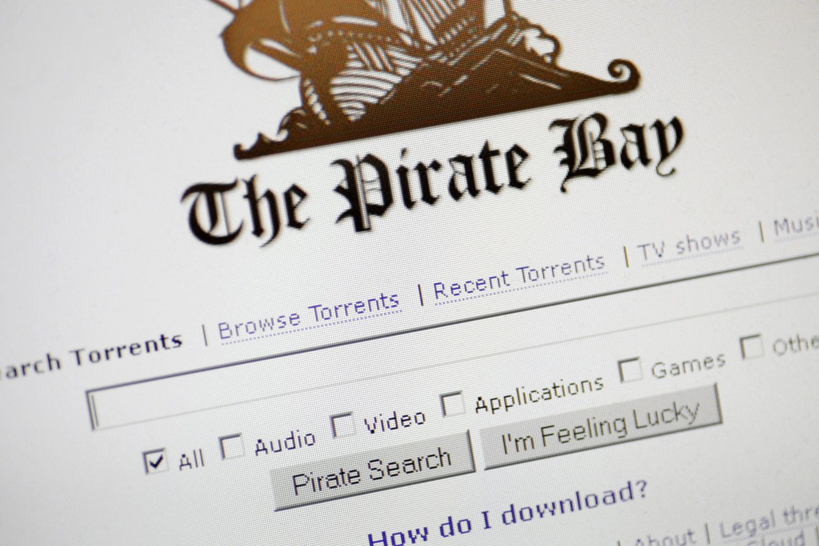 Europe's top court rules that ISPs should block The Pirate