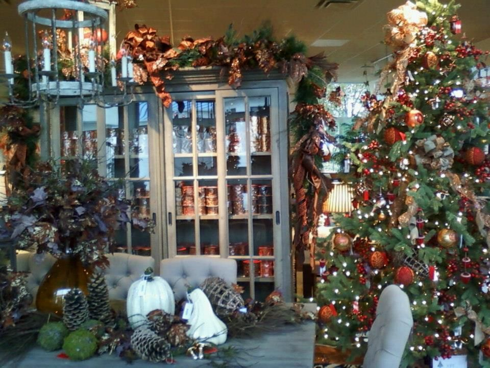 Every Christmas decoration looks beautiful in the