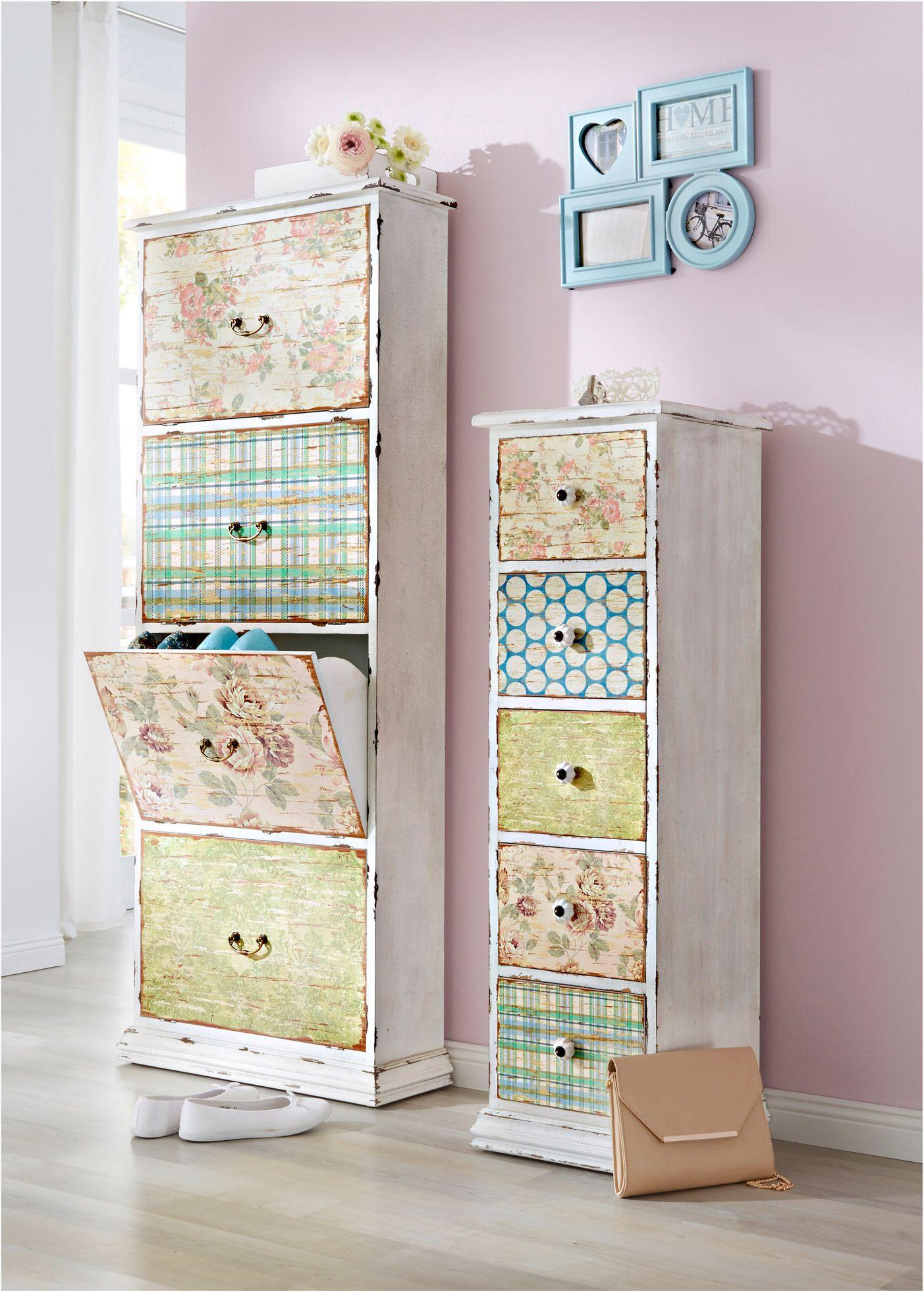 ein dekoratives platzwunder der schuhschrank im vintage style m bel pinterest. Black Bedroom Furniture Sets. Home Design Ideas