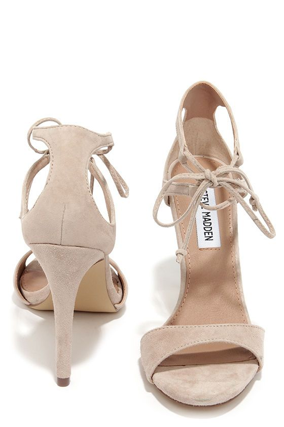 2233024a84e The perfect nude sandal for under  100 Prom Shoes
