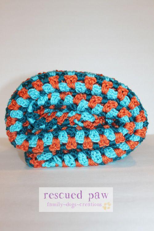 Double Crochet Cluster Blanket | Crochet Patterns - Free Crochet ...