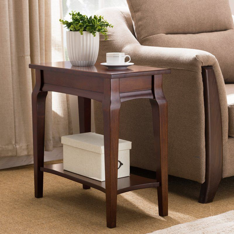 Jacobsen Narrow End Table Chair Side Table End Tables Furniture