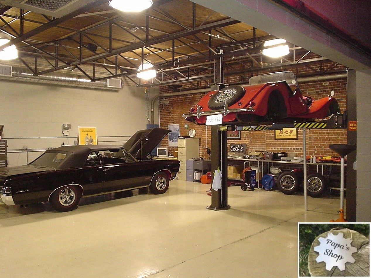 Best Garage Shop Ideas Made Simple Garageshop Organizeworkshop Workshop Garage Design Garage Workshop Garage Workshop Layout