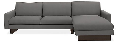 Hess Sofa With Chaise Modern Sectionals Modern Living Room Furniture Room Board 104 X 67 Sofa Modern Furniture Living Room Living Room Sectional