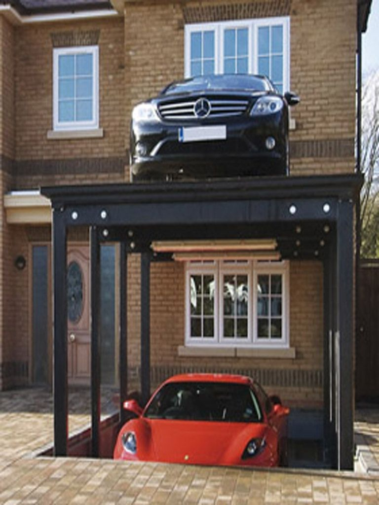 Car Lift To Basement Garage Add A Basement To Your Property What Would You Do With The Extra