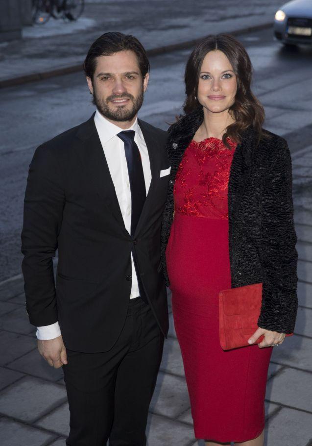 PHOTOS - Sofia Hellqvist a épousé le prince Carl Philip en ...