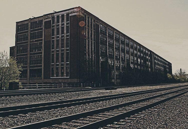 Studebaker Plant Motor City Detroit Studebaker South Bend