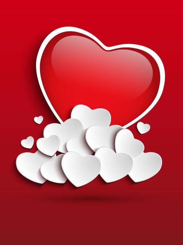 Happy Valentine Card Part 3 Cartao Dia Dos Namorados Dia Dos