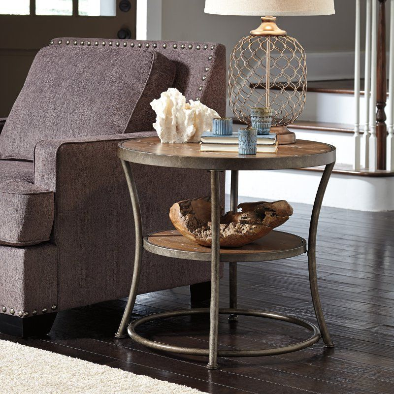 Signature Design By Ashley Nartina End Table T805 6 End Tables