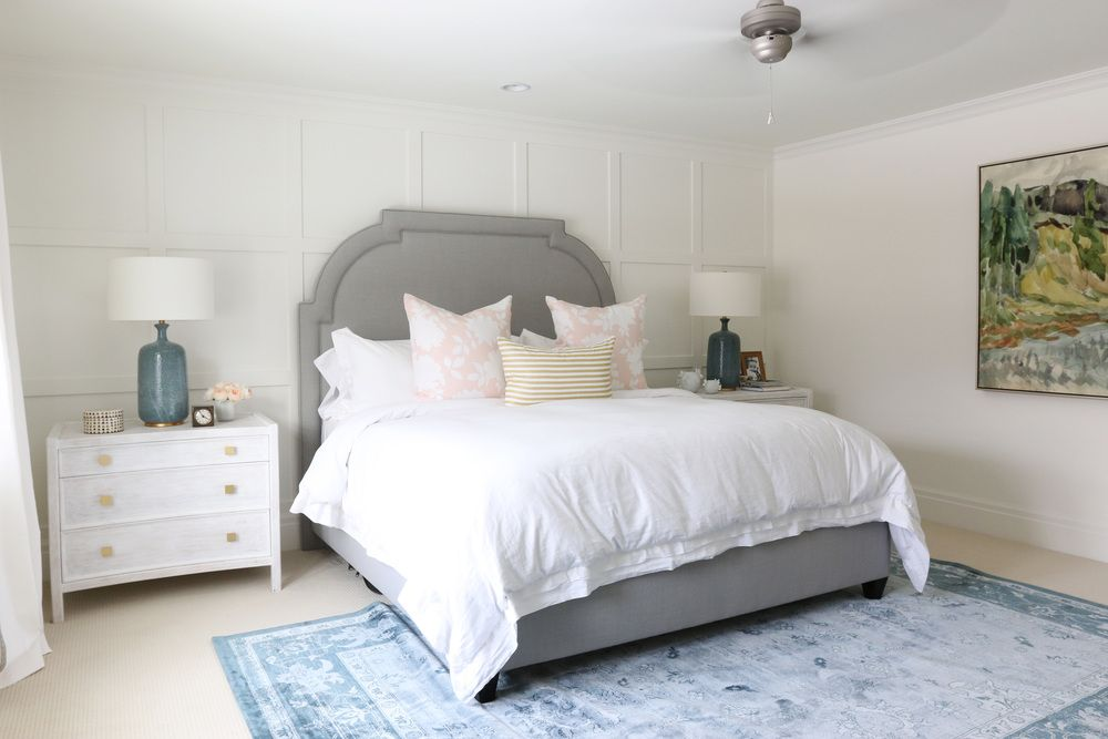 The Midway House: Master Bedroom | Studio mcgee, Bedrooms and Master