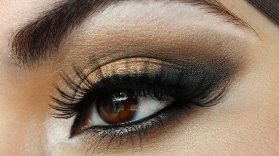 """Salaam Beauties! Today's look is more of a """"Neutral"""" bridal look with very pretty Lashes from Eylure. I think this look would be perfect for brides. I love a little bit more eye makeup on a bride dressed in white. PRODUCTS USED For a more pictures and a list of products used go to my [...]"""