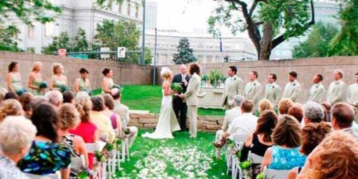 Paletteu0027s at the Denver Art Museum Weddings