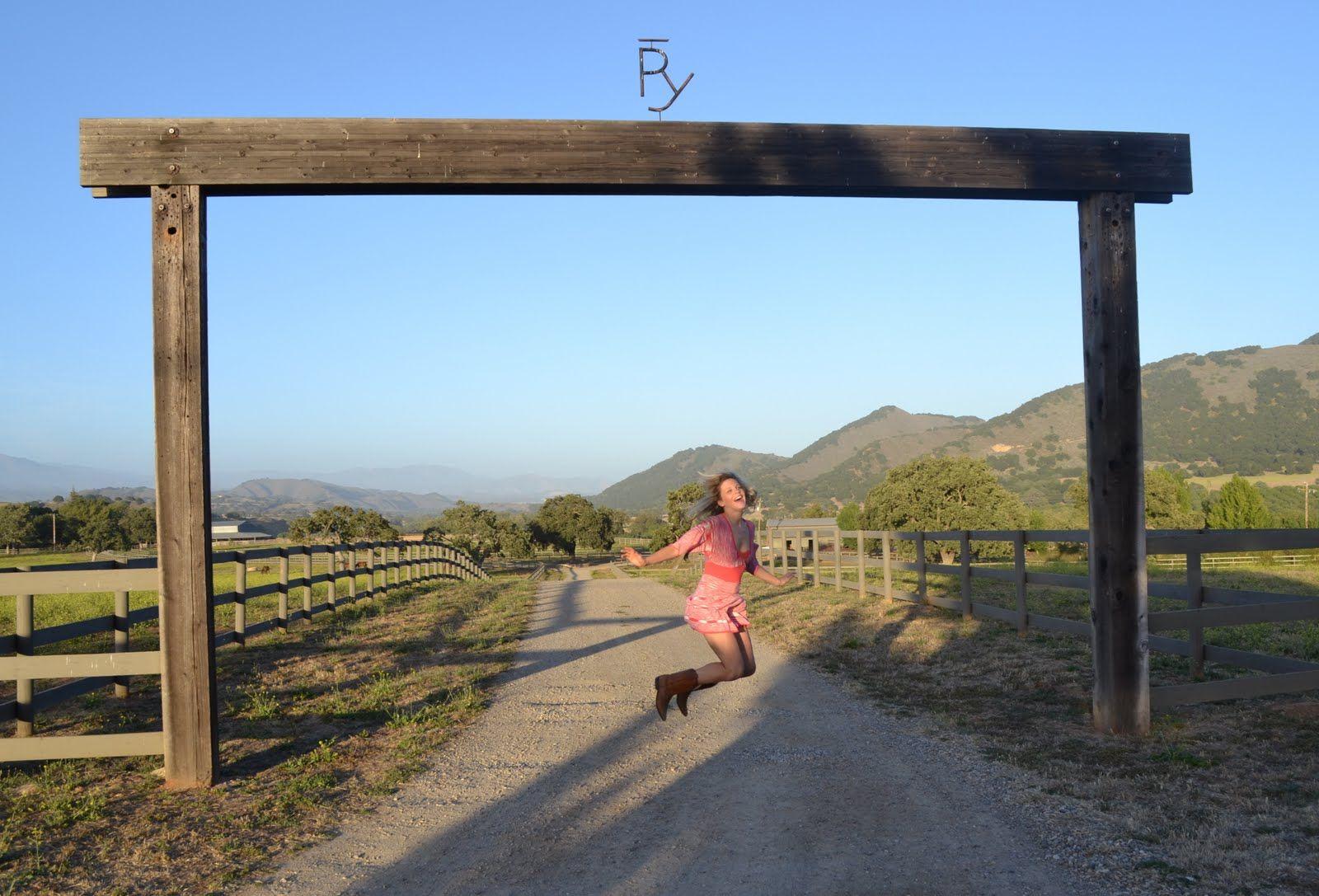 Wood Ranch Entrance Sr Super Simple But