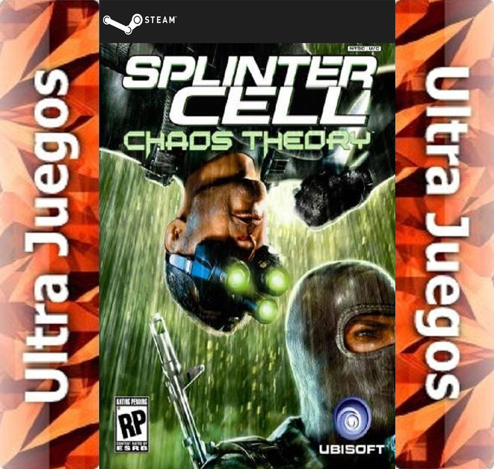 Tom Clancy's Splinter Cell Chaos Theory® (STEAM GIFT