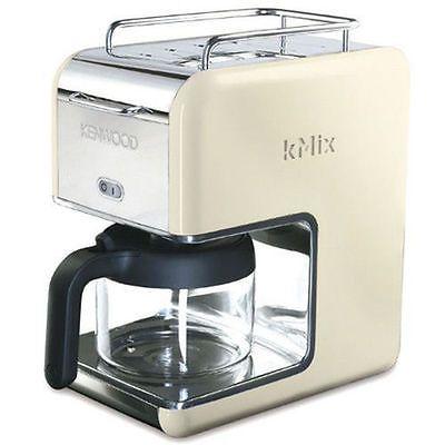 John Lewis Kenwood Kmix Cream Filter Coffee Maker Machine