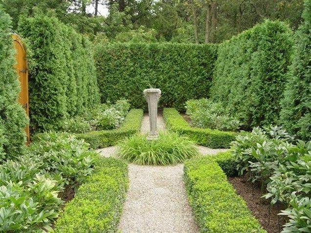 Formal Garden Design Garden ideas and garden design