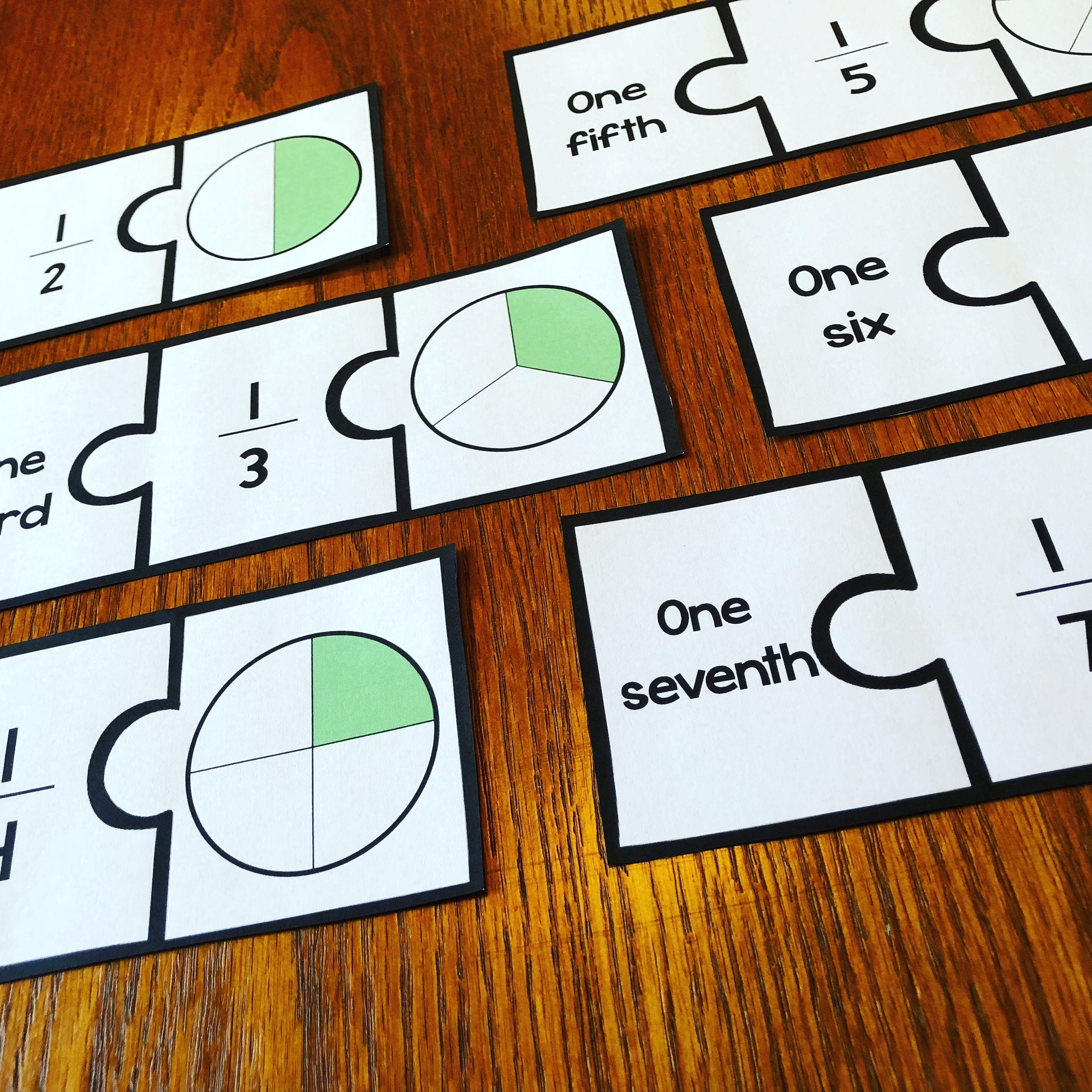 Unit Fractions Puzzles