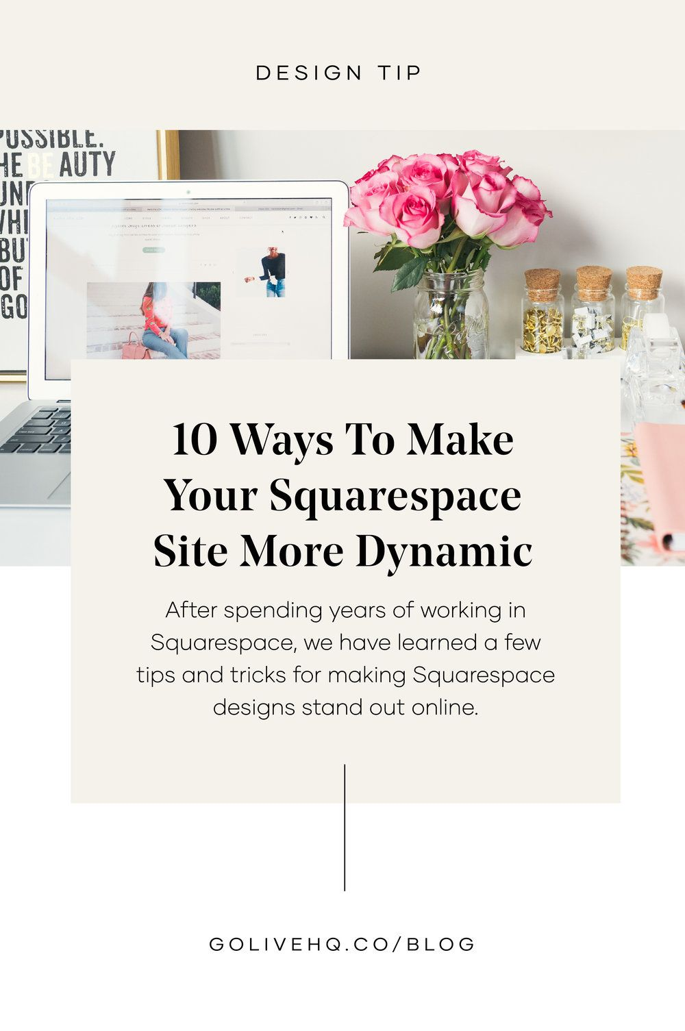 10 Ways To Make Your Squarespace Site More Dynamic