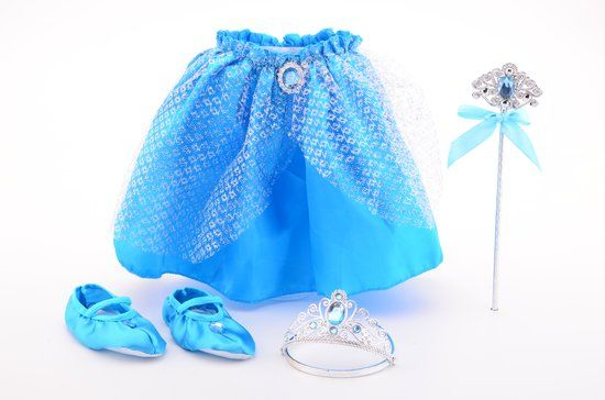 Princess Secret IJs prinses verkleedset in zak