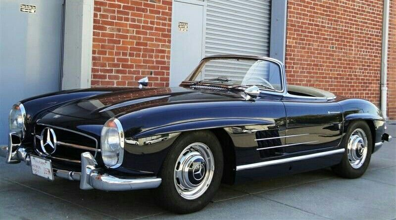 I Dream Of Having A Vintage Mercedes Benz Convertible With Images
