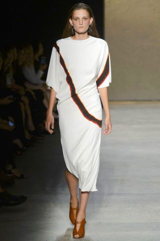 Narciso Rodriguez Spring 2016. See all the best looks from NYFW here: