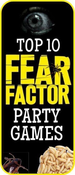 Photo of Die besten Geburtstagsfeier-Spiele mit Angstfaktor, mit denen Sie eine fantastische Fear F …