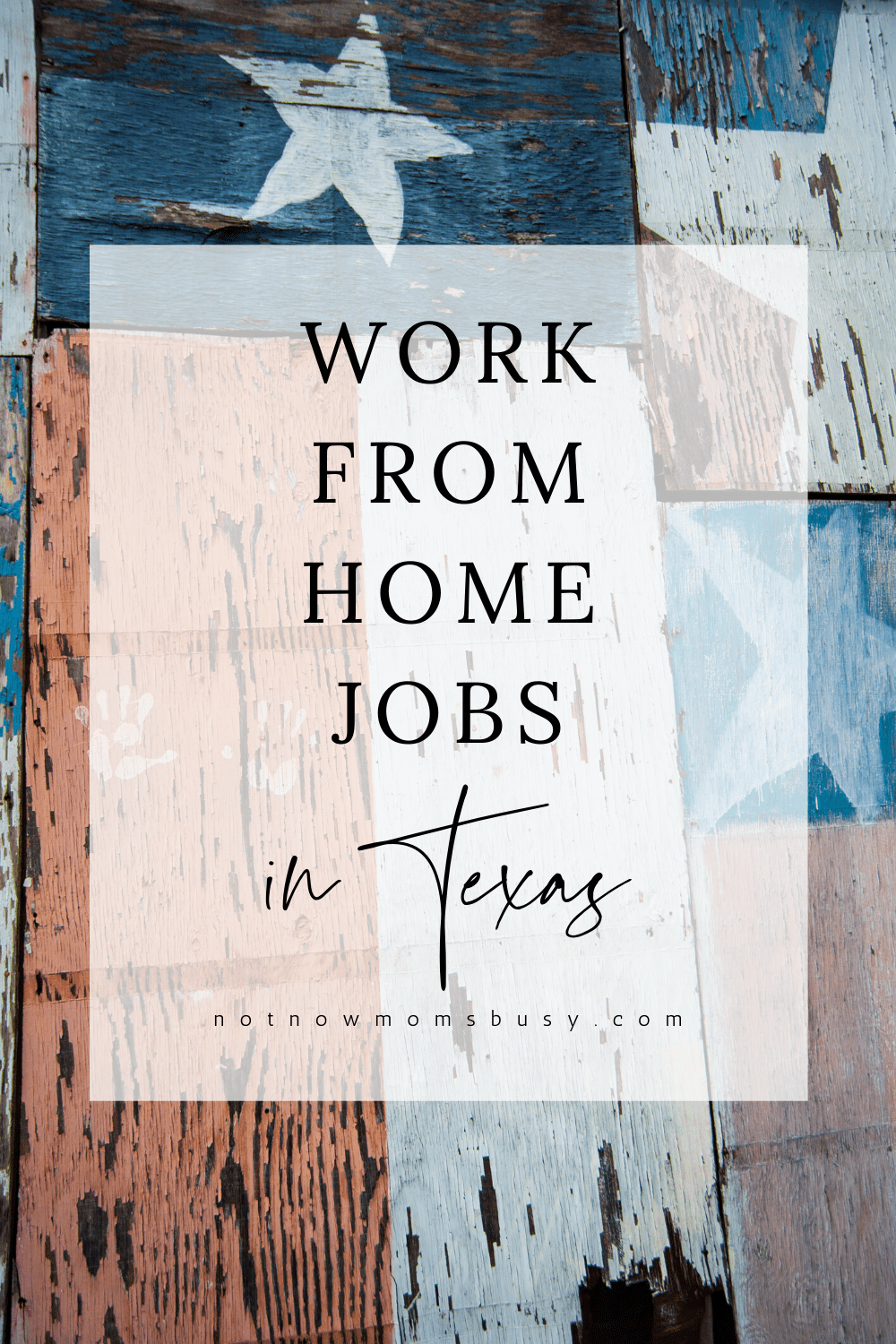 Work From Home Jobs In Texas In 2020 Work From Home Jobs