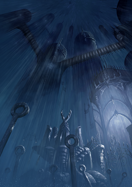 The city of tears HollowKnight Hollow night, Hollow