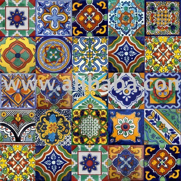 decoracion ceramica artistica mexicana - Buscar con Google