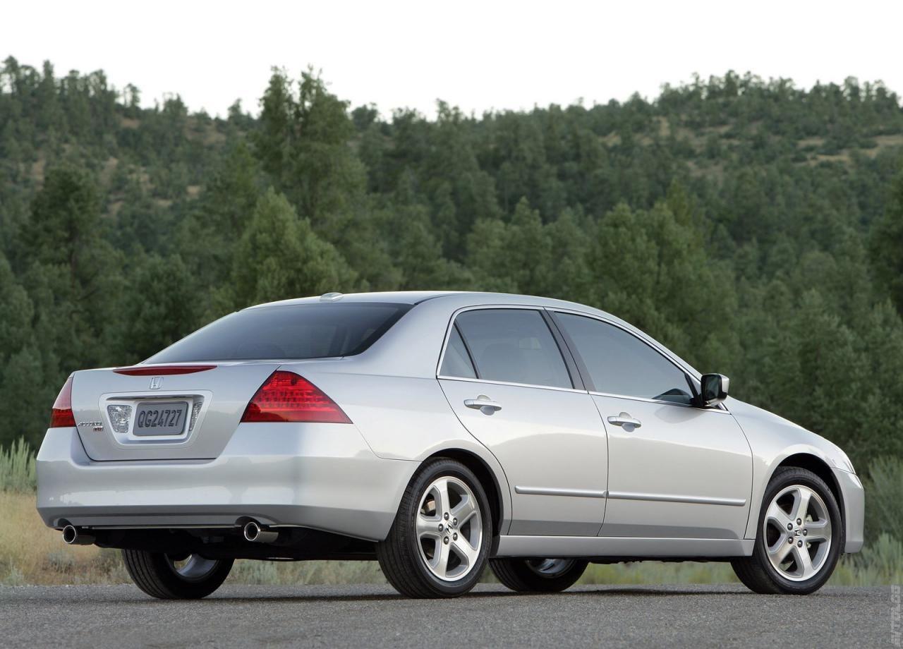 2007 Honda Accord Sedan EX L