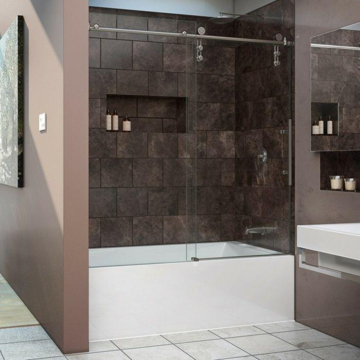 Badewanne mit Tür - aktuelle Vorschläge! - Archzine.net   Badezimmer ...