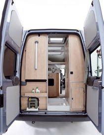 Westfalia Big Nugget Xl Ford Transit Camper Furgoneta Cuarto