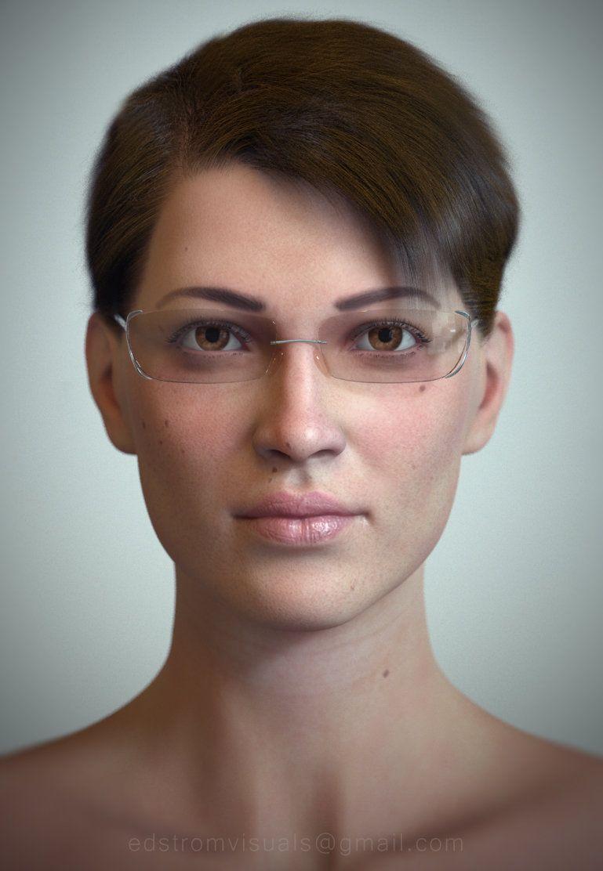 Woman Portrait, Mattias Edstrom on ArtStation at https://www.artstation.com/artwork/woman-portrait-25c5fc67-63ca-46e0-ba84-3372f8e6fb45