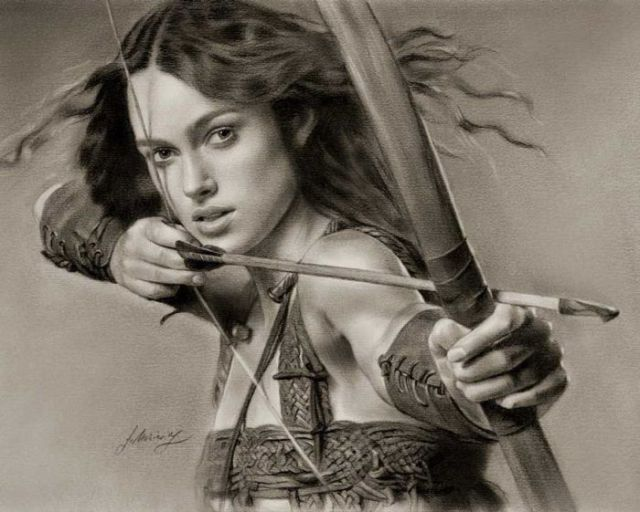 Beautiful pencil drawings of women 54 pics izismile com