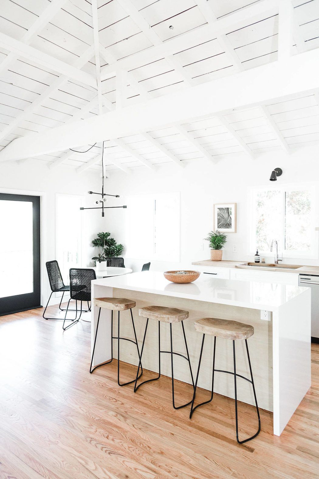 1950's Bungalow by Shelter Residential #minimalistkitchen