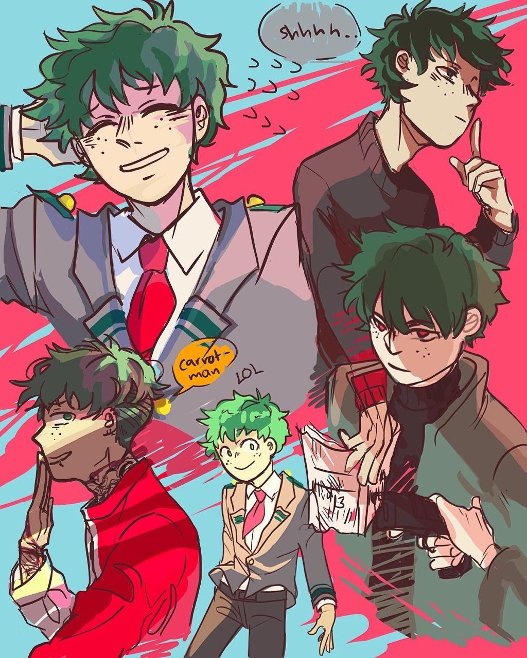 vigilante!deku | Tumblr | Boku no Hero Acadamia | My hero