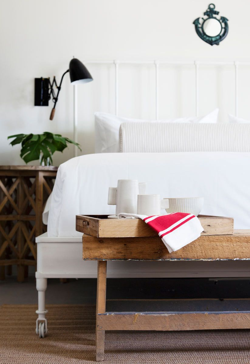 Local Bed Shops This Cool Hotel Feels Like The Ultimate Summer House Pinterest