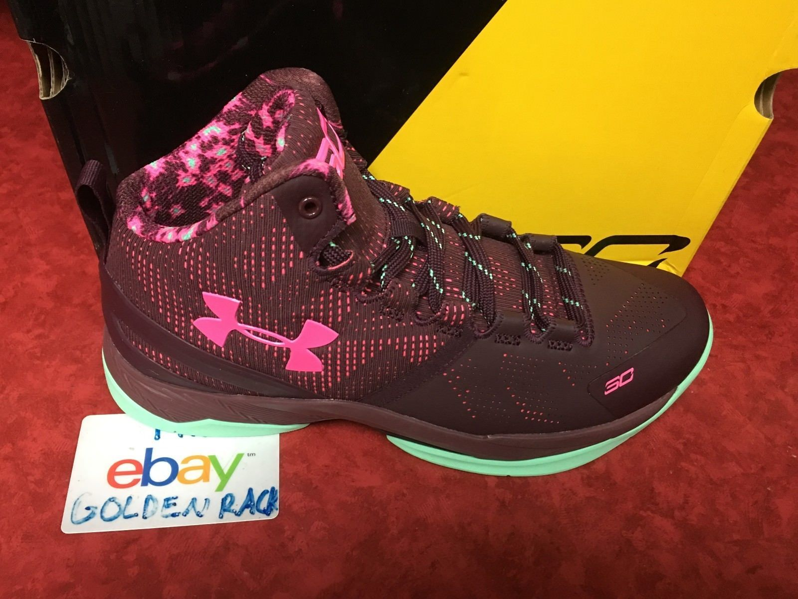 low priced 62af9 986e9 UNDER ARMOUR SC Stephen Curry HI UA BGS CURRY 2 Kids Shoes ...