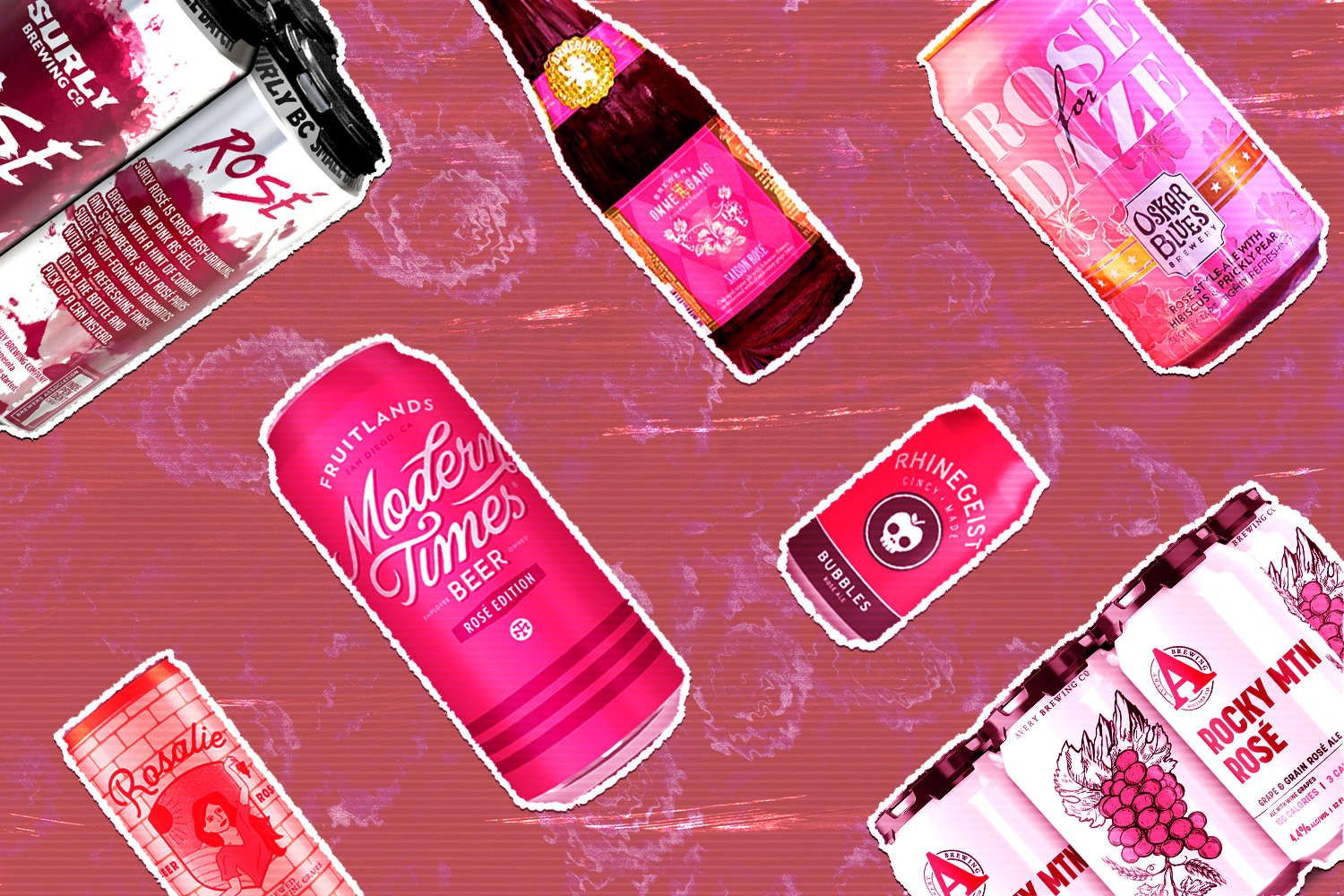 Rose Beer Is The Hot New Brewing Trend And These Are The Best Ones In 2020 With Images Beer Wine And Beer Beer Fest