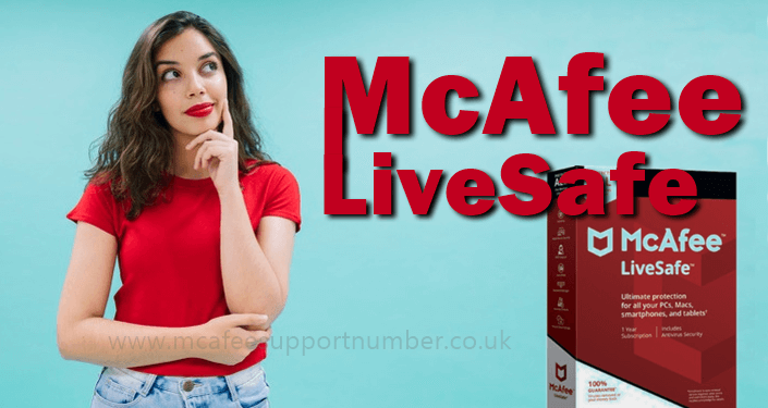 Mcafee Livesafe Antivirus Is Not The Only Antivirus But Also