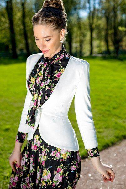 Вдохновительница и красавица Катя Дорохова и Pere fashion by Katerina Dorokhova