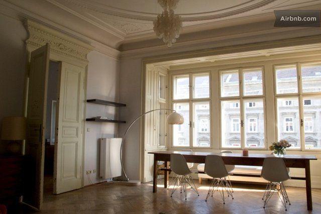 Bohemian Altbauwohnung in Vienna