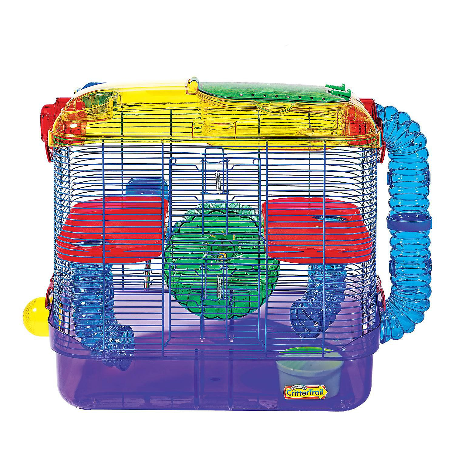 Kaytee Crittertrail Two Petco Hamster Cages Cool Hamster Cages Small Pets